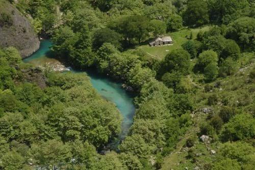 NATIONAL PARK Vikos-Aoos
